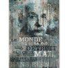 tableau deco citation Albert Einstein Le monde