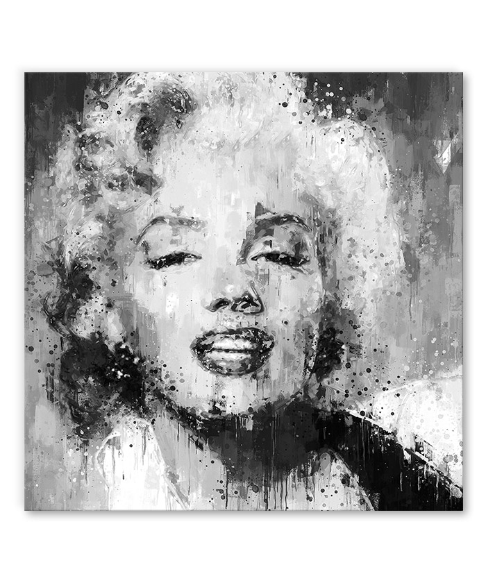 Tableau Marilyn Monroe Tableau Deco