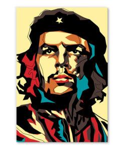 Tableau pop art Che Guevara