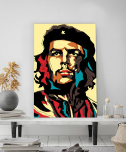 Tableau pop art Che Guevara