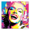 tableau pop art marilyn monroe