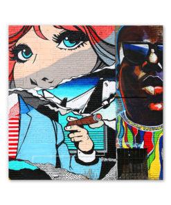 tableau street art graffiti new york