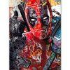 tableau deadpool street art comics marvel