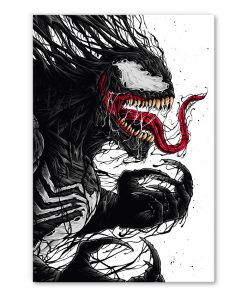 tableau deco Super-héros Venom Comics Marvel